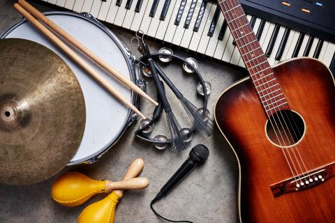 Instrumental resources
